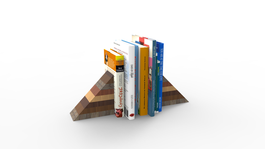 Resha Book Ends - Home Accessory