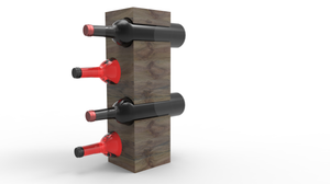 Kiota Wine Rack - Home Accessory