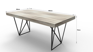 Crux-M Dining Table