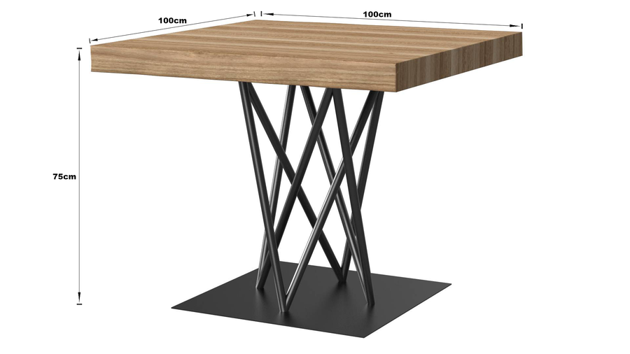 Crux Compact Dining Table