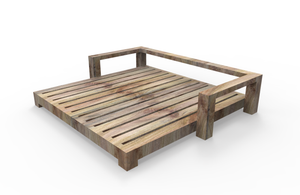 Glide Outdoor Daybed