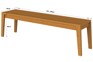 Habitation Dining Bench