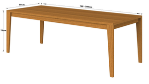 Habitation Dining Table