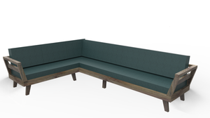 Wazi L-Shape Sofa