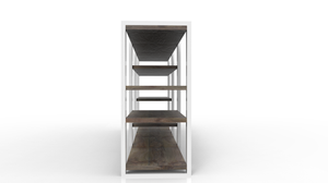 Elea Reception Shelving