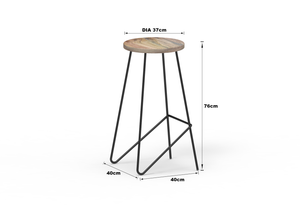 Degree Bar Stool