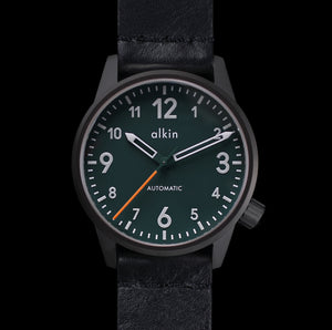 Model One Limited Edition - Green Dial / PVD Case