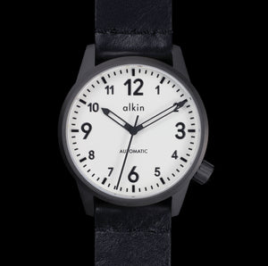 Model One - White Dial / PVD Case
