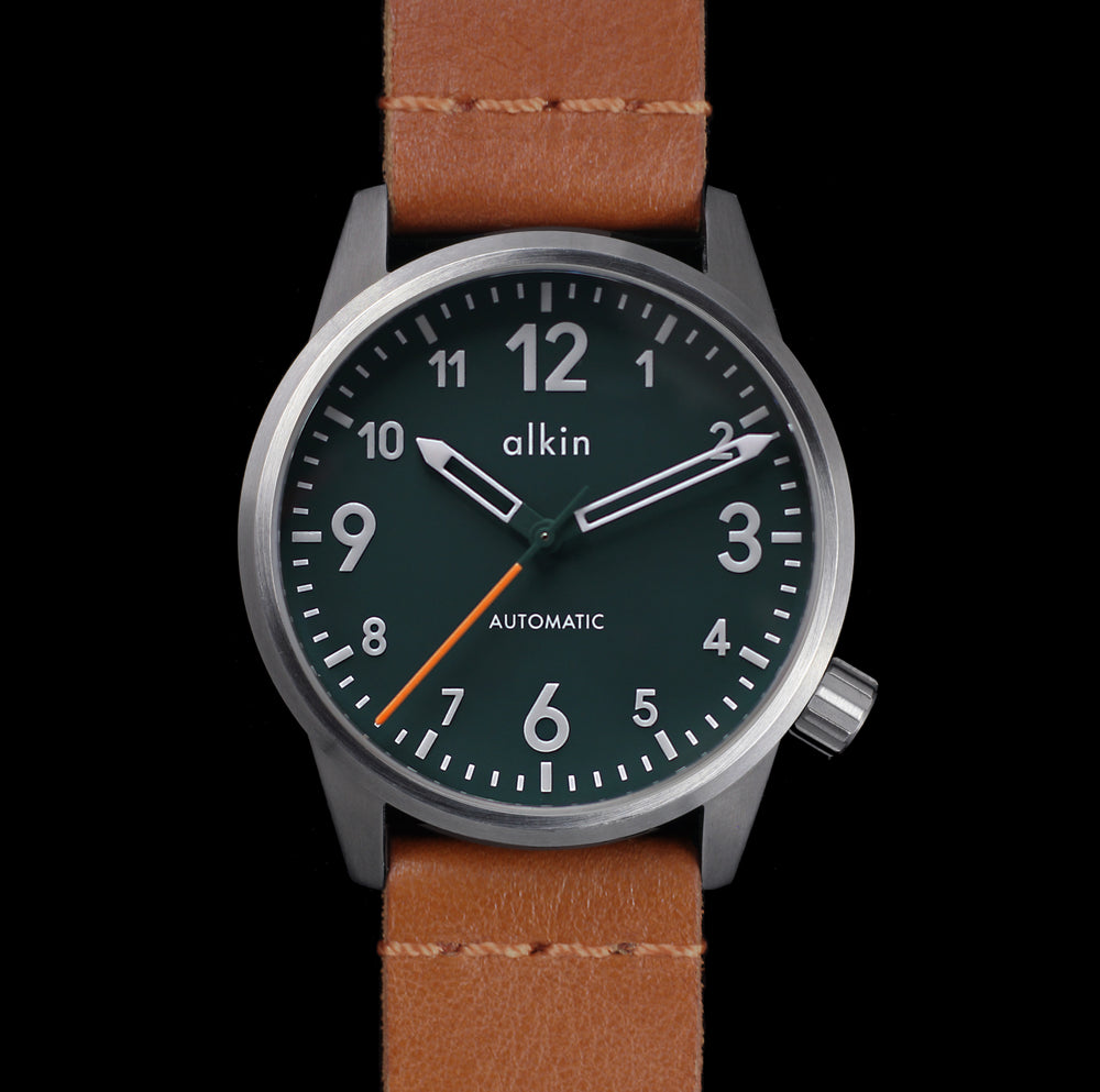 Model One Limited Edition - Green Dial / SS Case
