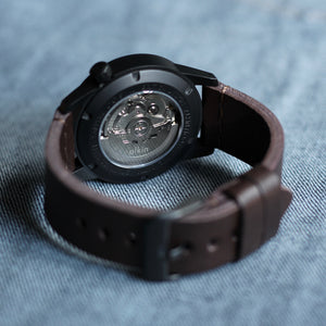 Model One - Black Dial / PVD Case