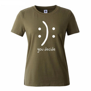 You Decide Tee