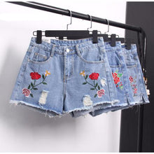 Summer Rose Shorts