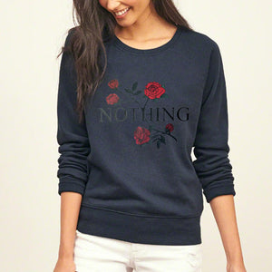Nothing Roses Sweater