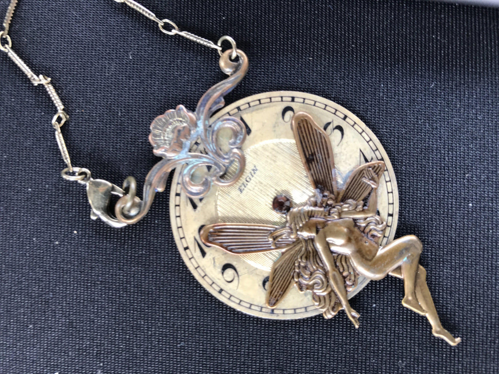 Magdalena, Fairy Necklace