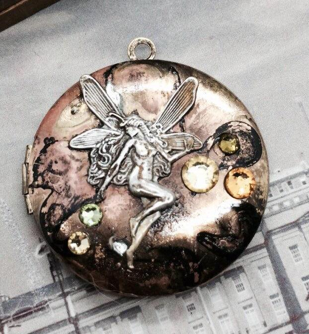 Fairy Locket - The Victorian Magpie