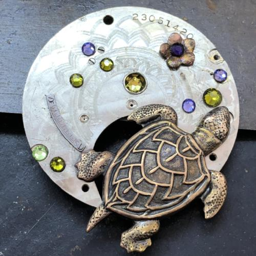 Custom Turtle Necklace
