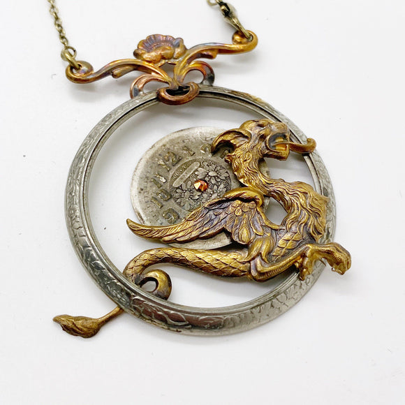 BellaDonna, Dragon Necklace