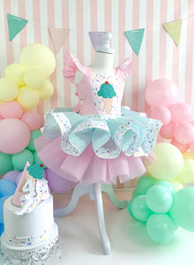Ice Cream Sprinkles Party Set