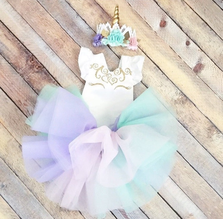 "Pastel ""Unicorn Dreams"