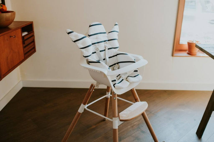 Featuring Evolu high chair