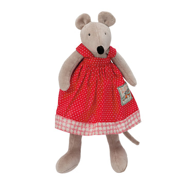 La Grande Famille Little Mouse Nini 30cm by Moulin Roty