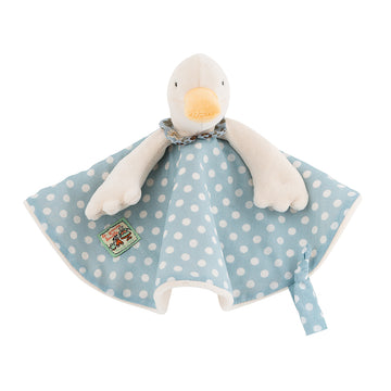 La Grande Famille Jeanne the Goose Doudou 33cm by Moulin Roty
