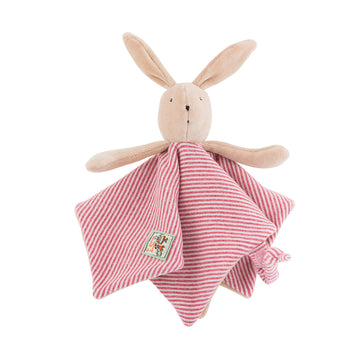 La Grande Famille Sylvain the Rabbit Doudou 33cm by Moulin Roty