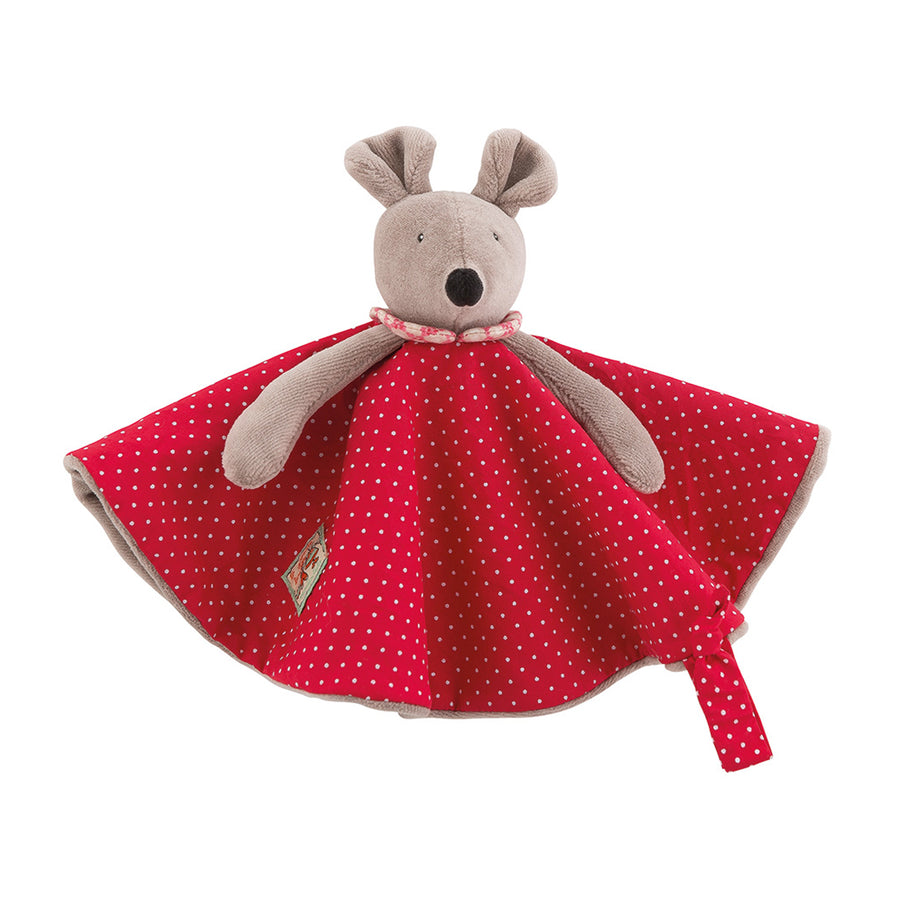 La Grande Famille Nini the Mouse Doudou 33cm by Moulin Roty