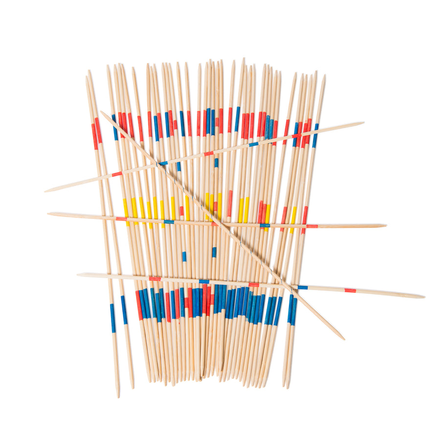 Aujourd'hui C'est Mercredi Mikado Giant Pick Up Sticks by Moulin Roty