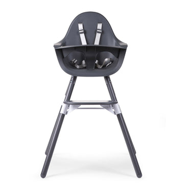 Evolu 2 High Chair (Anthra/Anthracite) by Childhome