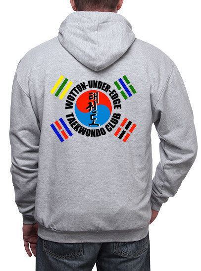 Adults Embroidered Hoodie