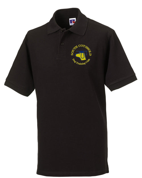 South Cotswold Dog Training Mens Fit Polos J539M