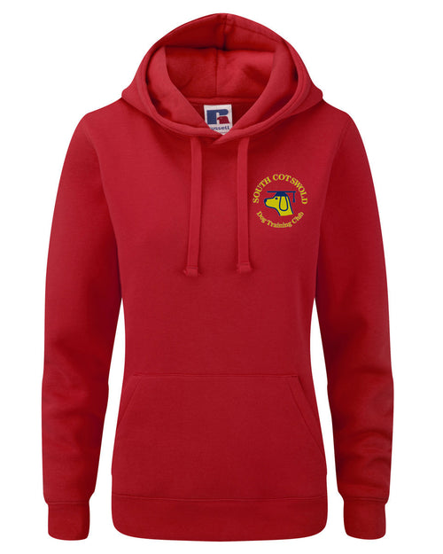 South Cotswold Dog Training Women's Fit Hoodie J265F