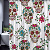 Skull Candy Shower Curtain