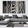 5 Pcs/set Zebra Canvas Prints