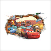 Cars Decals for Kids Rooms