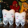 Tooth Cartoon Pillows