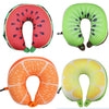 Fruit U-Shaped Pillow