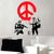 BANKSY CND Soldiers Vinyl Wall Sticker Decals