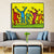 Keith Haring Pop Art Print