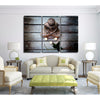 3 Panel Buddha Wall Art Canvas Prints