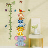 Cute Childs Height Animal Stickers