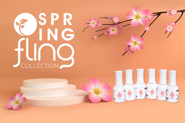 Spring Fling Gel Collection