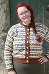Bowland Cardigan Kit