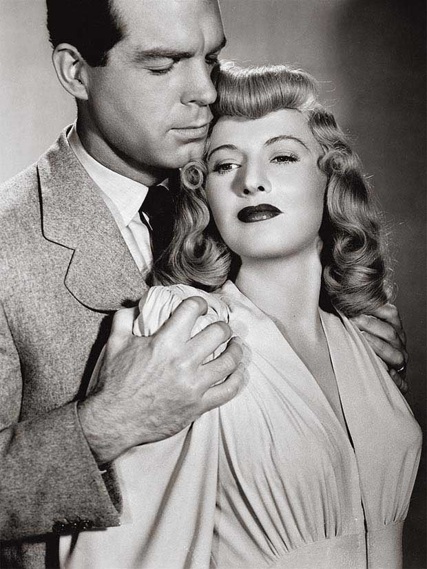 Marilyn - Double Indemnity