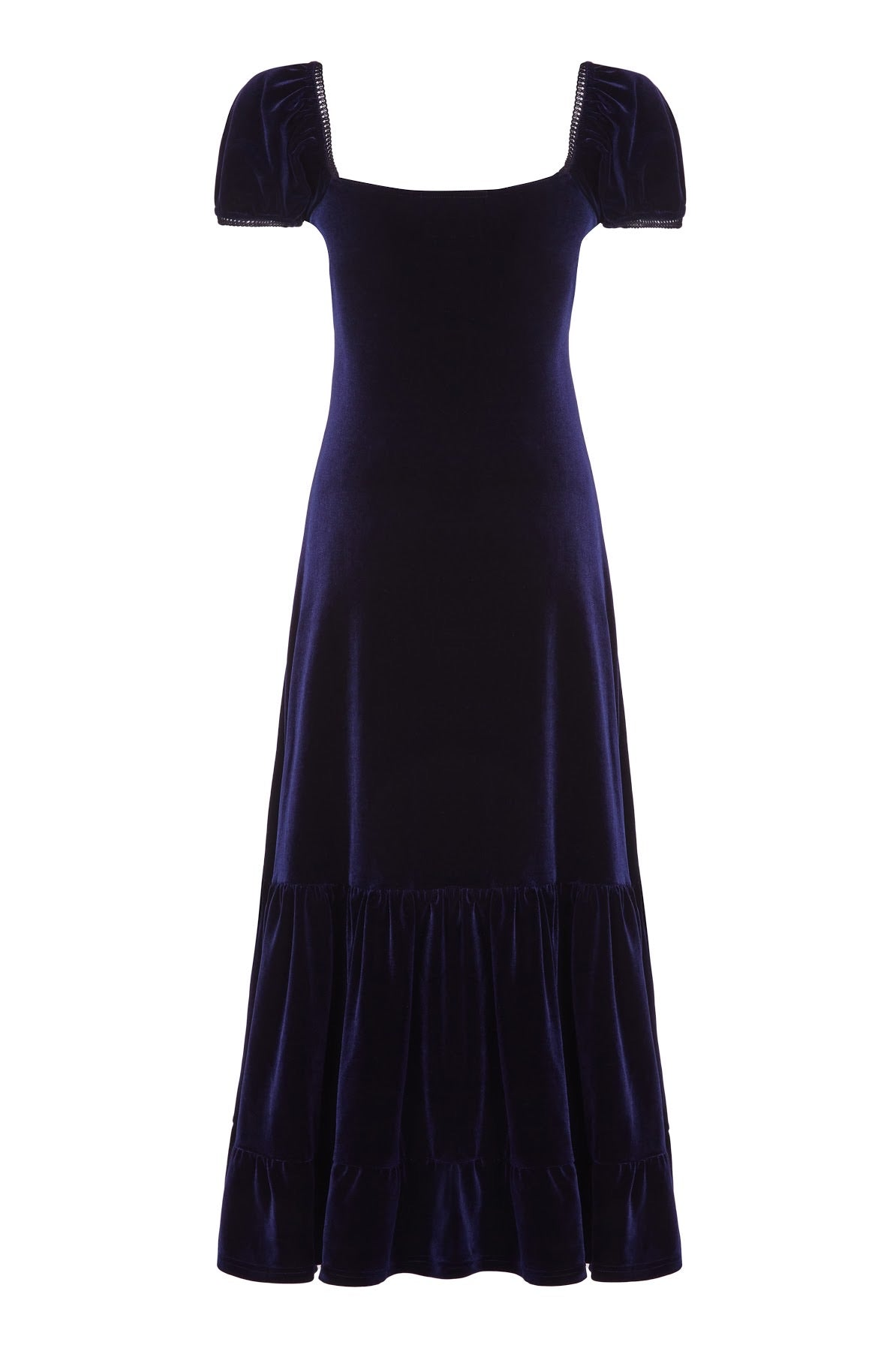 Midnight maxi Antonia dress