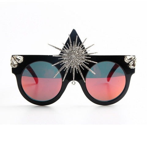 SOLAY Starburst Sunglasses