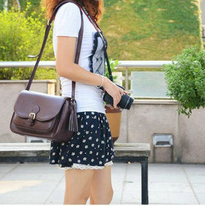 Chic Protective DSLR Camera Bag