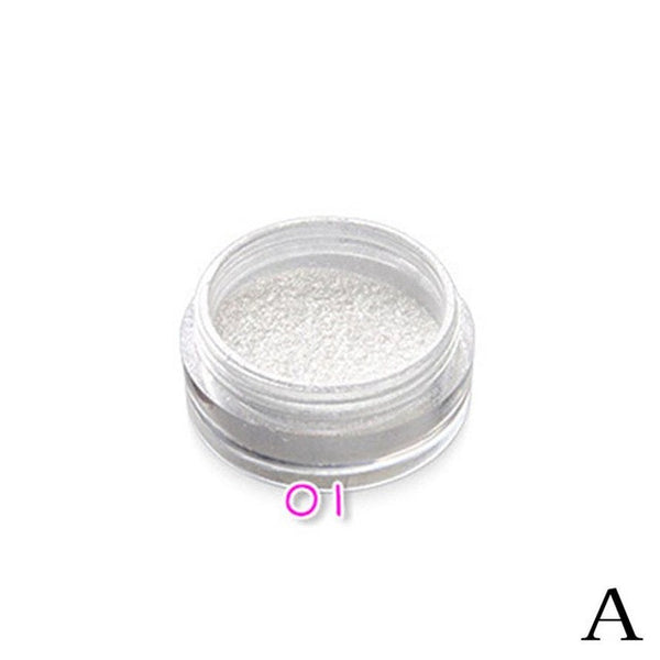 High Pigment Glitter Powder Eyeshadow - 12 Colors