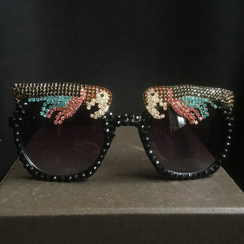PARROT Crystal Sunglasses
